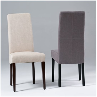 high back dining chairs linen dining chair dining chairs